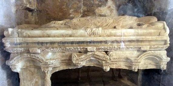 jour tombeau saint Nicolas Myre