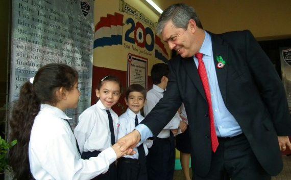 ministère éducation Paraguay idéologie genre école