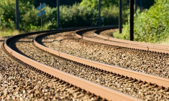 nouveau chemin fer danois fonctionner demi régime