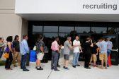 Malgré les ouragans, embellie du marché de l'emploi aux Etats-Unis