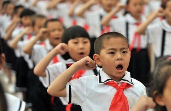 pensée Xi Jinping éducation enfants Chine communisme