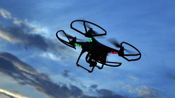 police Los Angeles utilisation drones
