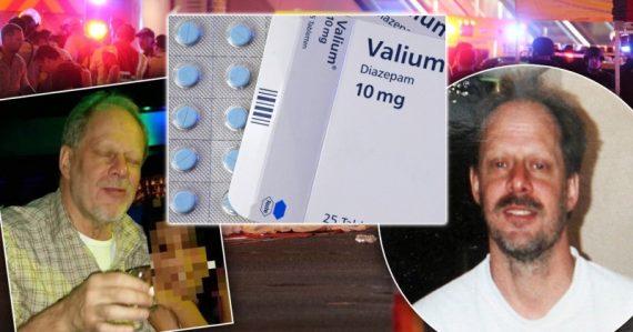 tueur Las Vegas Stephen Paddock valium
