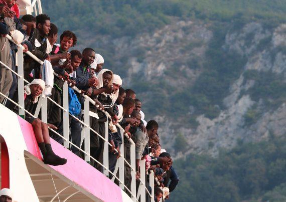 10000 migrants africains Europe subventions ONU repartir 2017