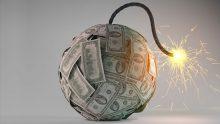 217.000 milliards de dollars de dettes: la Fed peut faire exploser la bombe financière quand elle veut