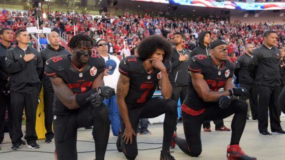 Californie pression abandonner hymne national américain racisme