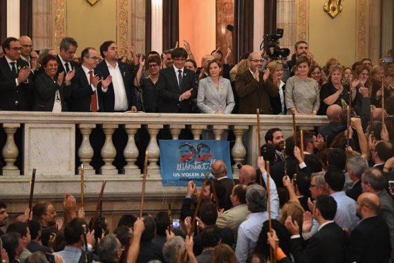 Catalogne indépendance Andorre secret bancaire