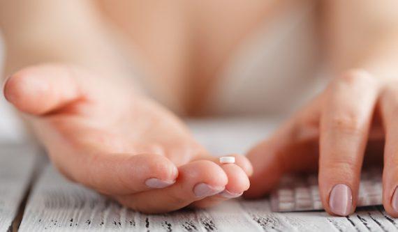 Contraception hormonale suicide lien établi