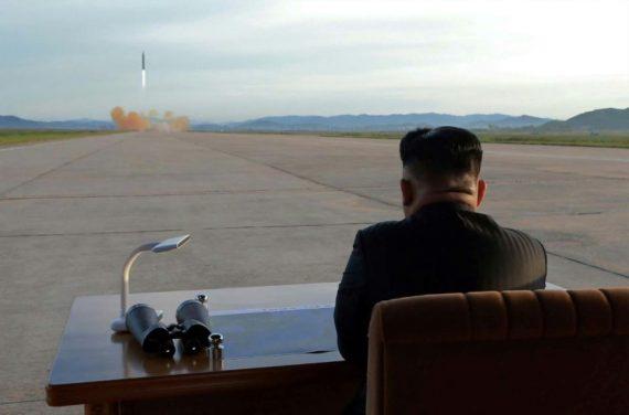Corée Nord Kim Jong un nucléaire balistique