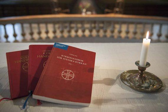 Eglise Suède livre liturgique inclusif