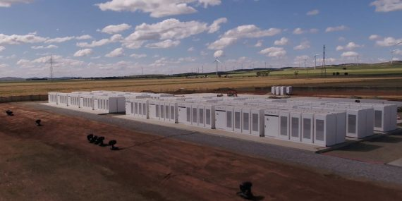Energie verte Elon Musk batterie Australie méridionale