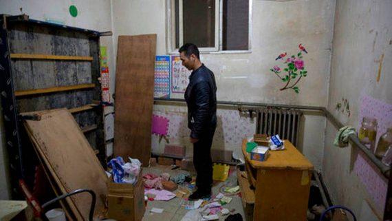 Evictions massives migrants chinois Chine logements Pékin