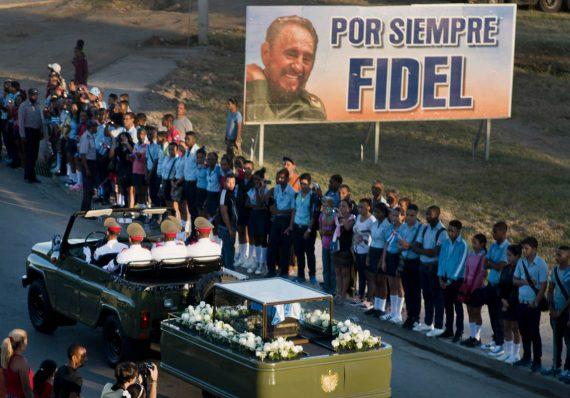 Fidel Castro mort parti communiste Cuba