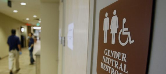 Genre nouvelles toilettes publiques Londres neutres