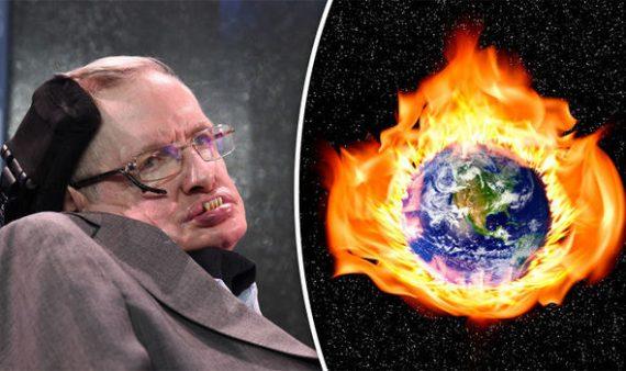 Hawking planète surpopulation