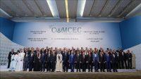 Face au retard islamique, Erdogan vante devant le COMCEC le commerce intra-musulman et… la règlementation halal