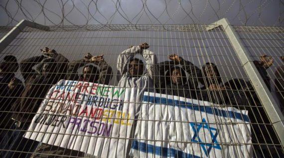 Israël compte déporter 40000 migrants africains