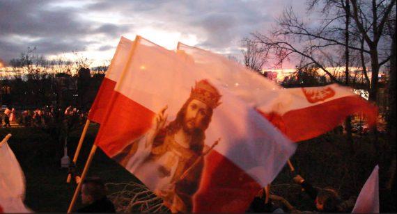 Marche Indépendance droites Pologne conservateurs nationalistes