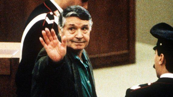 Mort parrain mafia Toto Riina