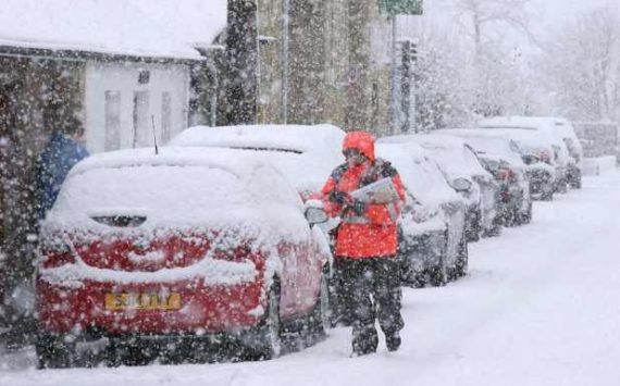 Mortalité hiver changement climatique