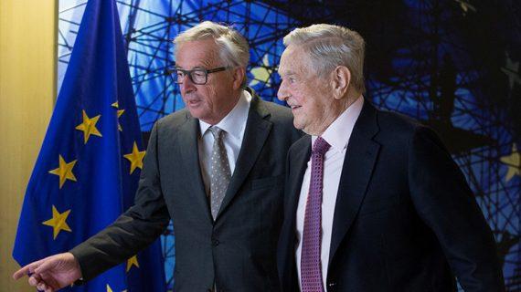 Paradise Papers Farage accuse Soros financer influence Union européenne
