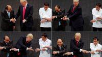 Poignée de mains ratée, chaîne d'union, Donald Trump et l'ASEAN