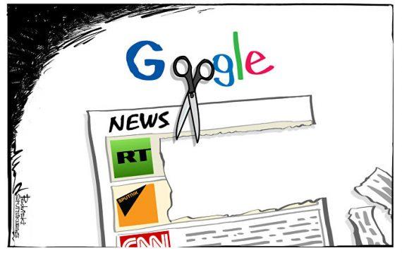 Référencement Google RT