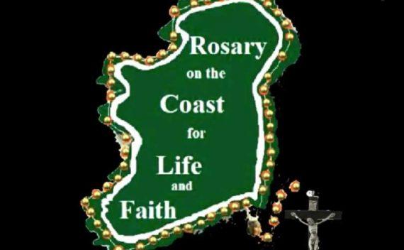 Rosaire frontières côtes catholique Irlande