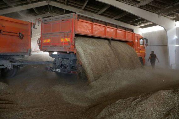 Russie revendique première place marché céréales