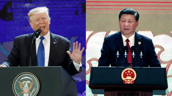 Sommet APEC Trump obstacle domination globale Chine
