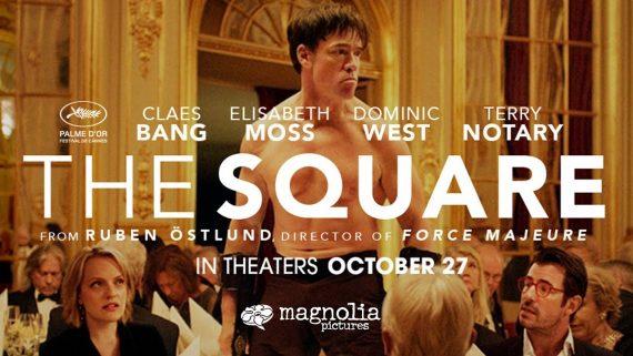 Square comédie film