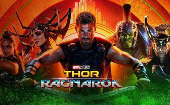 Thor Ragnarok Action fantastique film