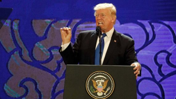Trump souveraineté globalisme OMC TPP Chine