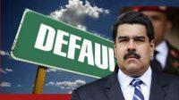 Le Venezuela en défaut de paiement