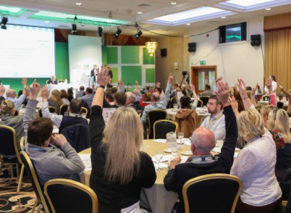 assemblée citoyens Irlande changement climatique centre politique gouvernement