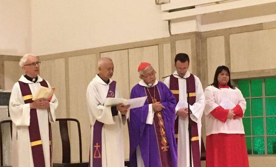 cardinal Zen Saint Siège vendre Pékin église Chine