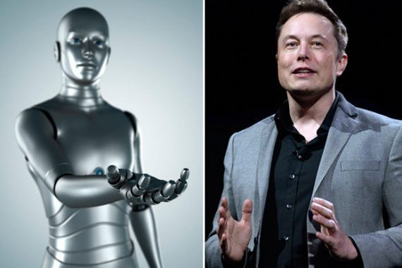 chances survivre Intelligence Artificielle Elon Musk