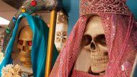 La commémoraison des fidèles défunts et le culte de la «sainte mort»: la «Santa Muerte» rend un culte à Satan