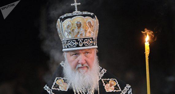 fin histoire proche patriarche Cyrille Moscou forces saines bloc
