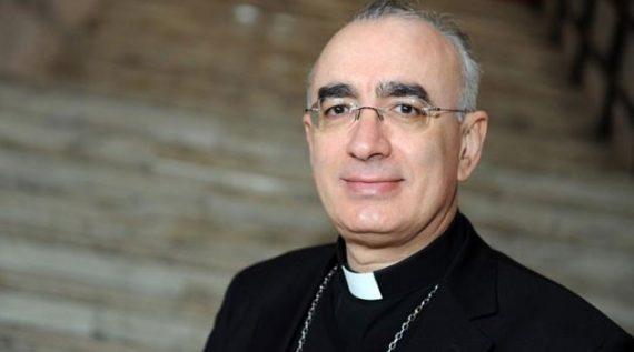 francs maçons hors Eglise Mgr Antonio Stagliano