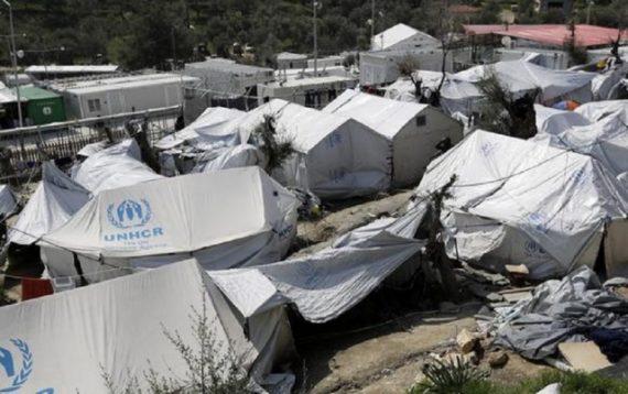 grève Lesbos autorités locales résidents protester gouvernement politique accueil réfugiés