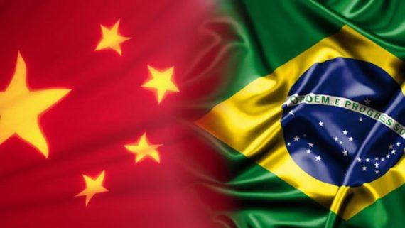 investissements Chine Brésil croître