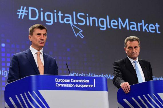 marché digital unique UE