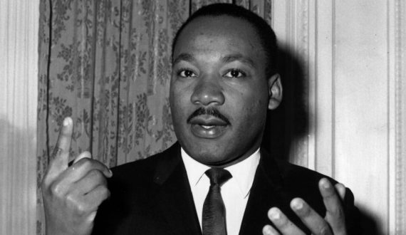 perversions sexuelles Martin Luther King documents Kennedy déclassifiés