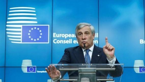 président Parlement européen doublement budget UE
