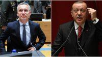 Le président turc «ennemi» de l'OTAN