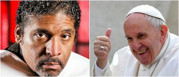 évêque américain protestant invité pape François Thanksgiving