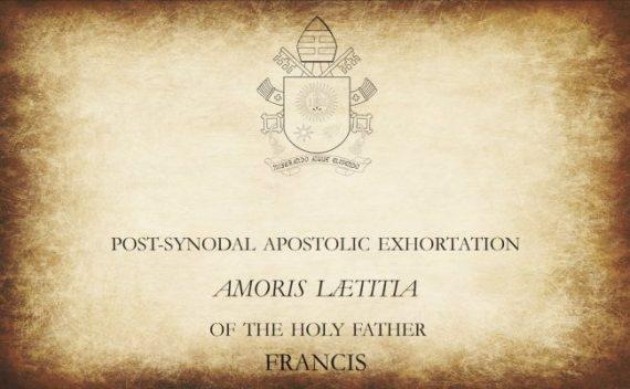 Résultat d'images pour Amoris Lætitia