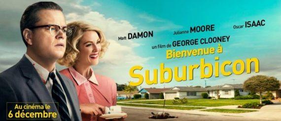 Bienvenue Suburbicon Comédie Dramatique Policier Film