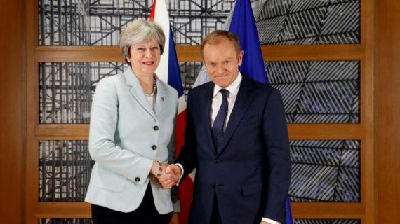 Brexit Irlande négociations Royaume Uni UE